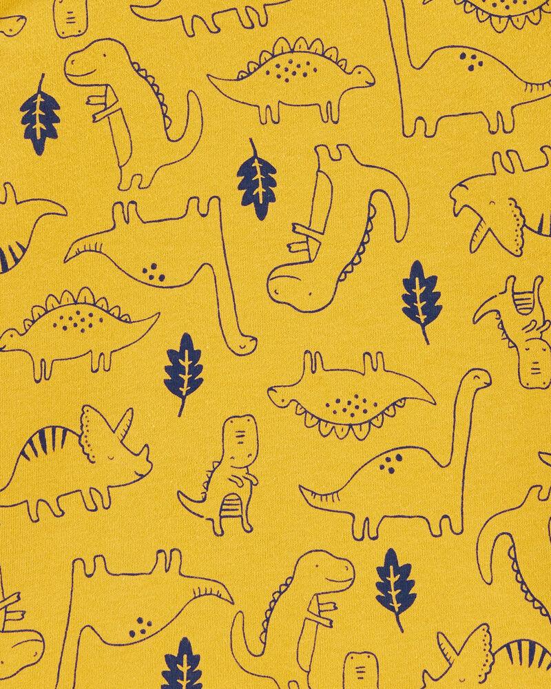 2-Piece Dinosaur Tee & Shortall Set, , hi-res