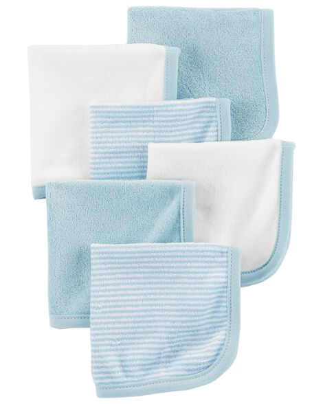 6-Pack Washcloths