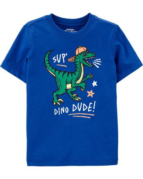 T-shirt à imprimé original