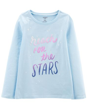 Shoot For The Stars Jersey Tee