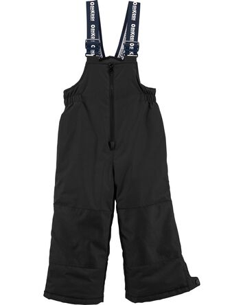 Pantalon de neige à bavette