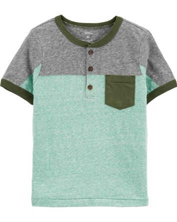 Pocket Henley
