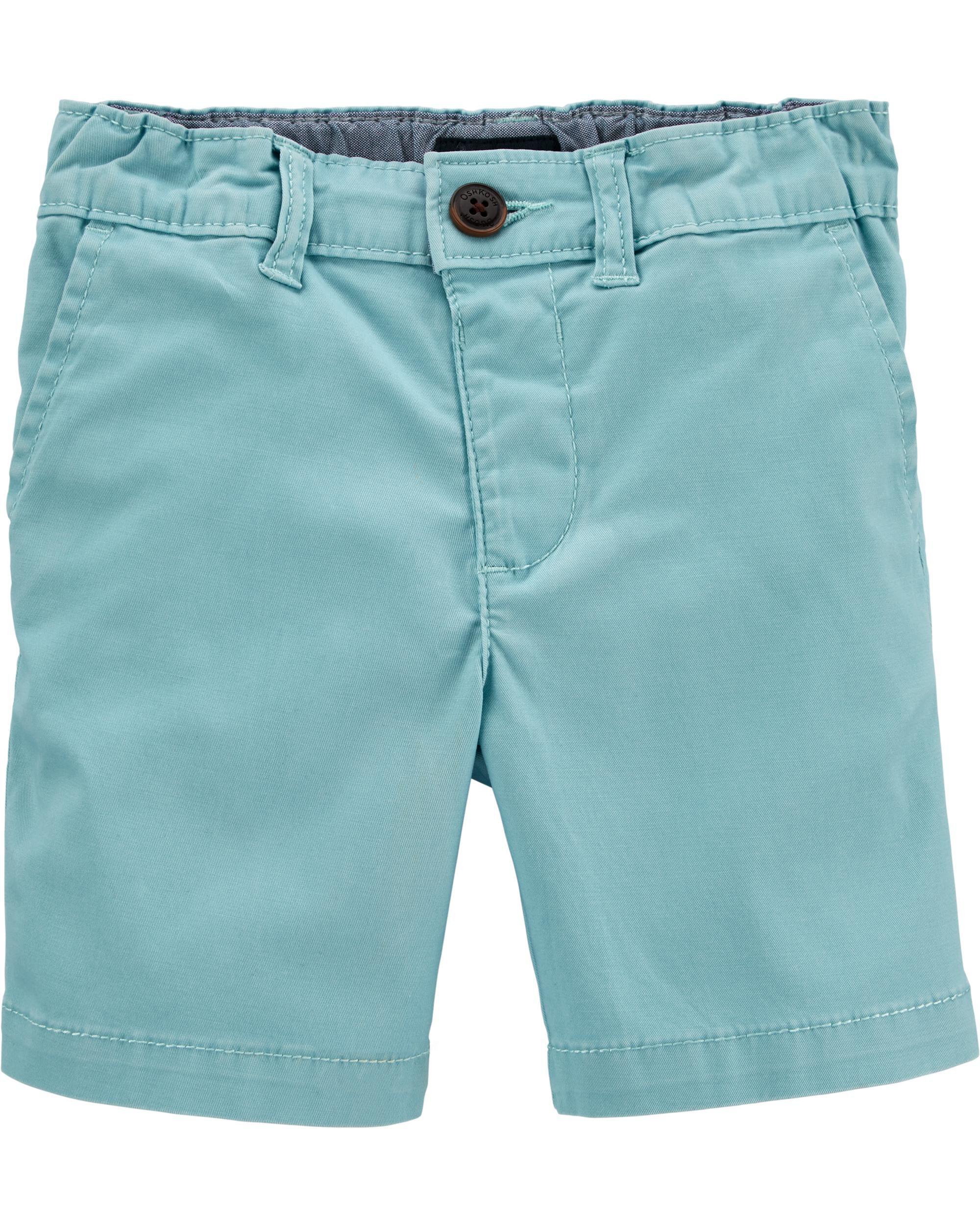 Carters Boys 2T-5T Stretch Waist Shorts
