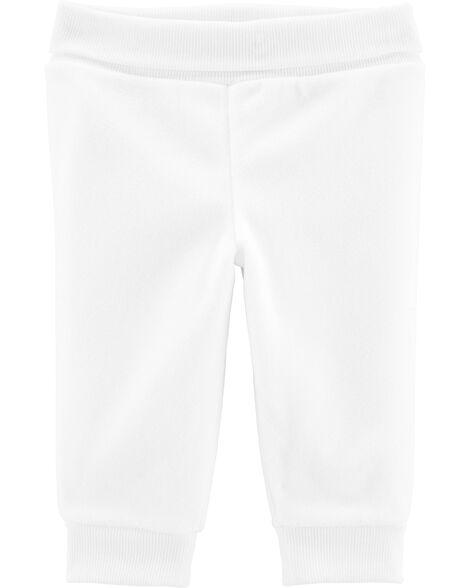 Pantalon à enfiler doublé de molleton