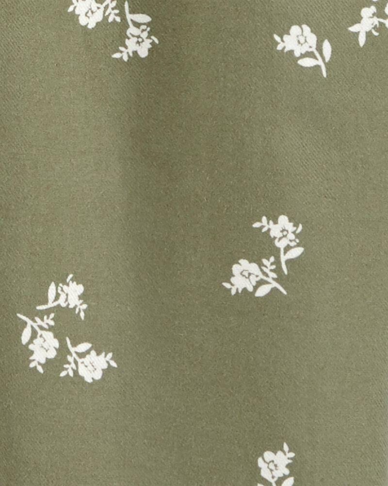 Salopette à cordon fleuri, , hi-res