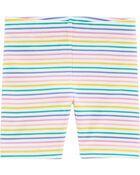 Striped Playground Shorts, , hi-res