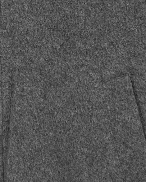 Blouson réversible d'épaisseur moyenne doublée de molleton