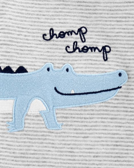 Alligator Collectible Bodysuit