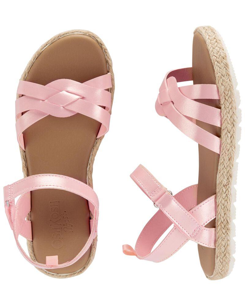 Strap Sandals, , hi-res