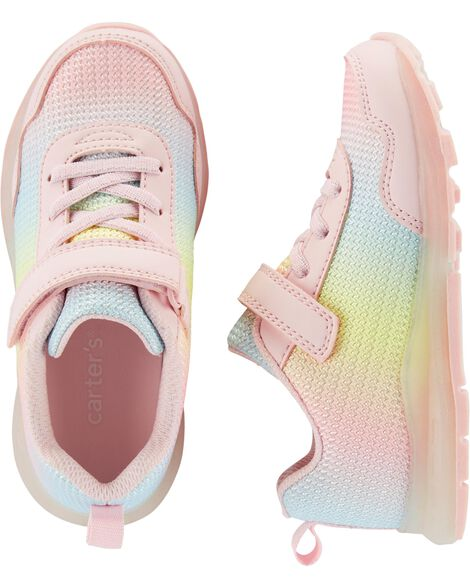 Rainbow Light-Up Sneakers