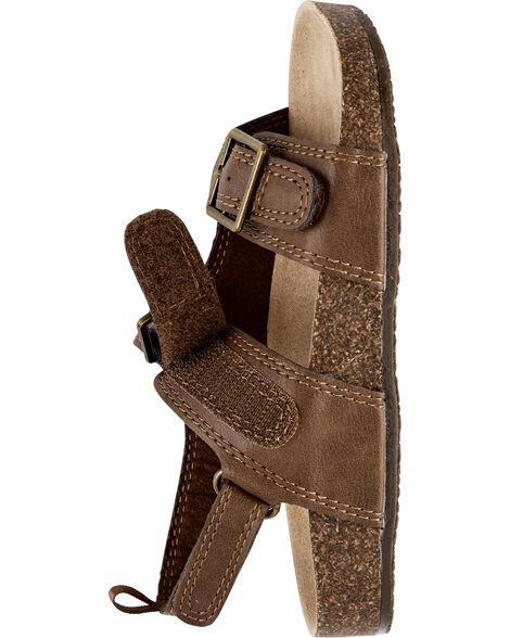 Sandales à boucle Oshkosh