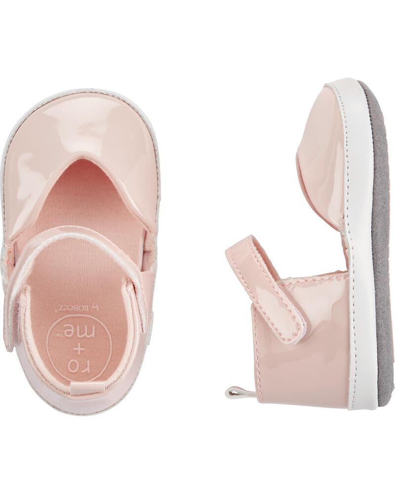 Robeez Kaylee Mary Jane Soft Sole Shoes, , hi-res