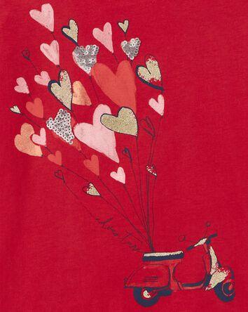 T-shirt Love Adventure