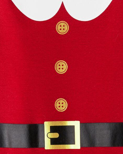3-Piece Santa Suit Tutu Set