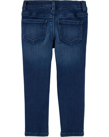 Jegging en denim