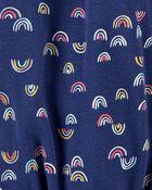 Rainbow Snap-Up Romper, , hi-res