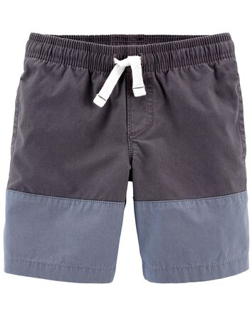 Short à enfiler