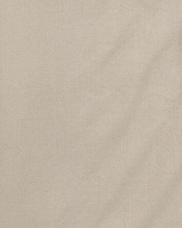 Chemise boutonnée motif safari
