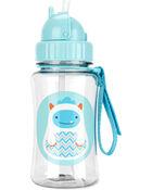 ZOO Winter Straw Bottle- Yeti, , hi-res