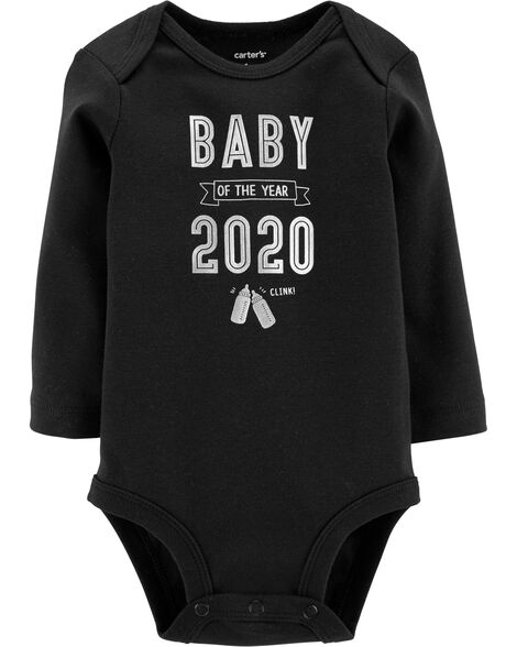 2020 Baby Of The Year Collectible Bodysuit