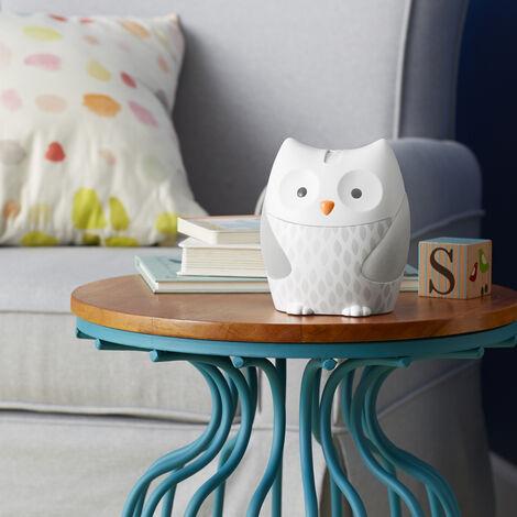 Moonlight & Melodies Nightlight Soother Owl