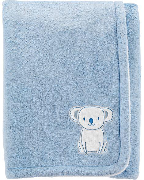 Koala Plush Blanket