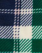 Ensemble 3 pièces veste à motif écossais, , hi-res