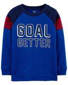 T-shirt en jersey flammé Goal Better, , hi-res
