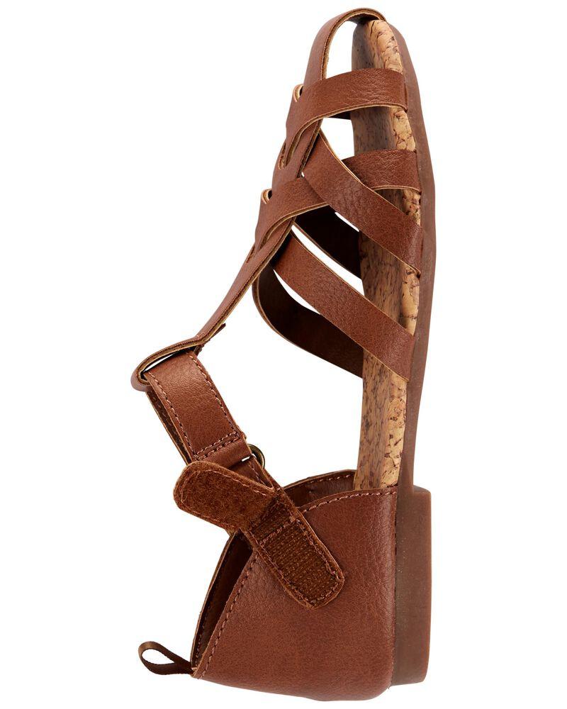 Sandales à brides, , hi-res