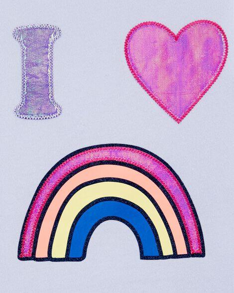 Rainbow Holographic Tank