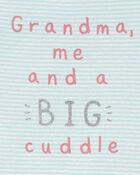 Grandma Cuddle Collectible Bodysuit, , hi-res