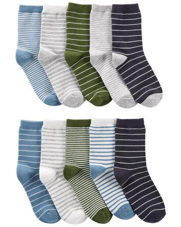 10 paires de chaussettes