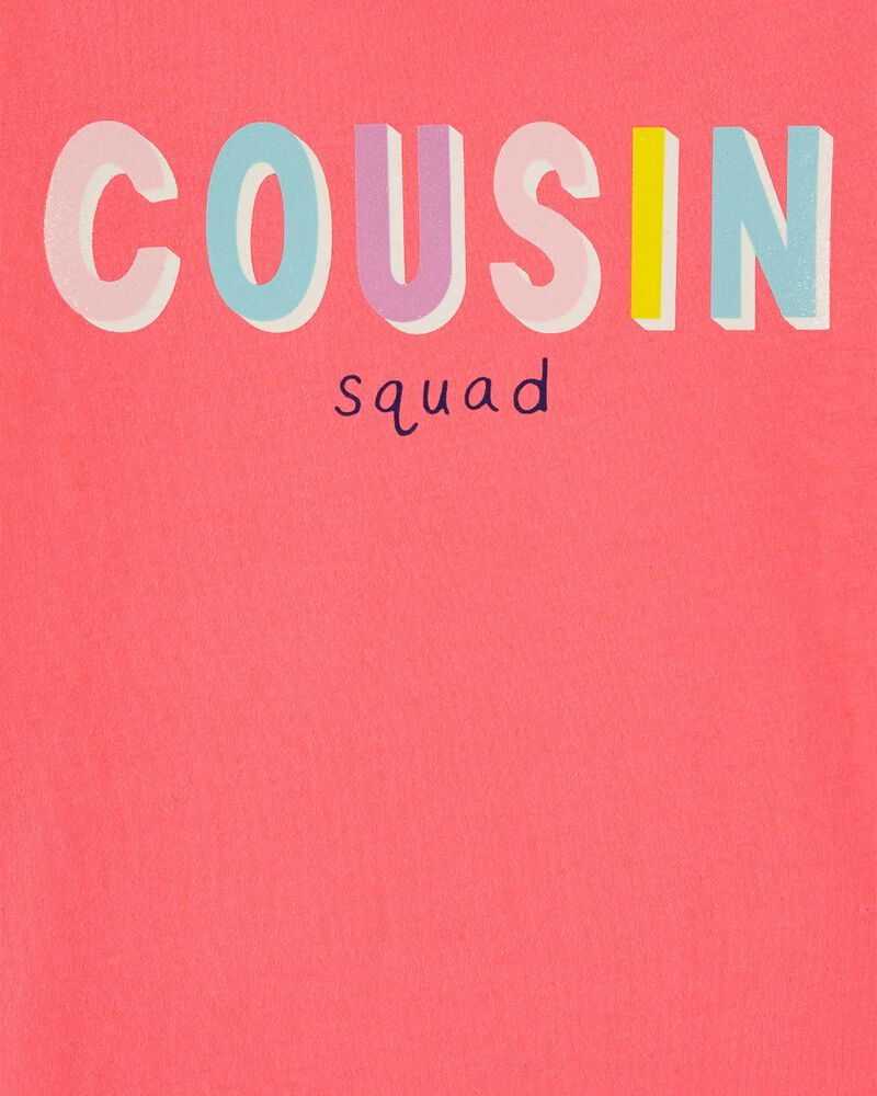 T-shirt Cousin Squad, , hi-res