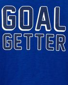 T-shirt en jersey flammé Goal Better, , hi-res