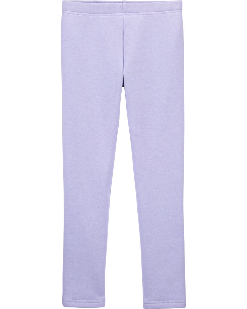 Cozy Fleece Leggings, , hi-res