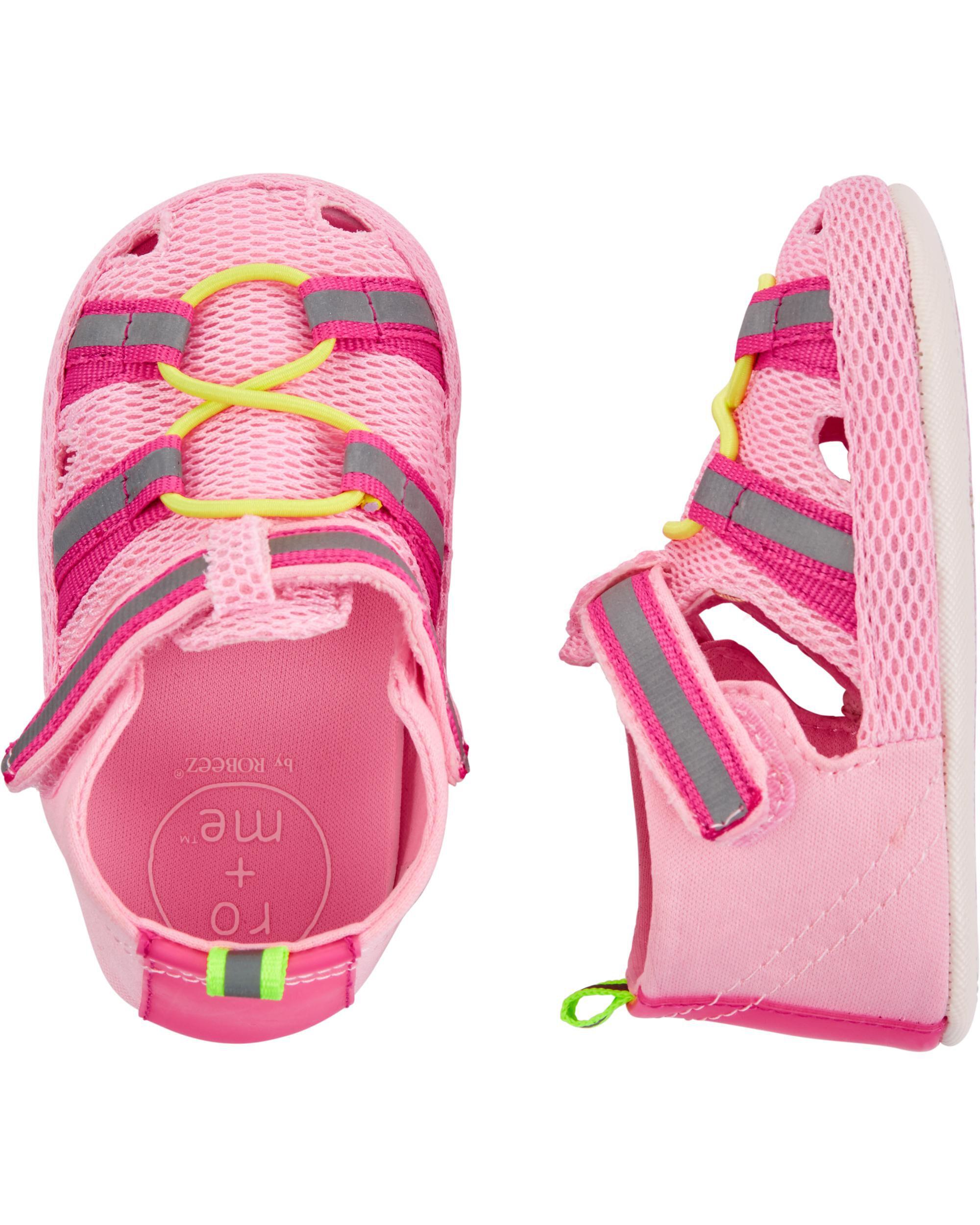 Robeez Acqua Sandal Soft Sole Shoes