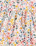 2-Piece Floral Flutter Tee & Jegging Set, , hi-res