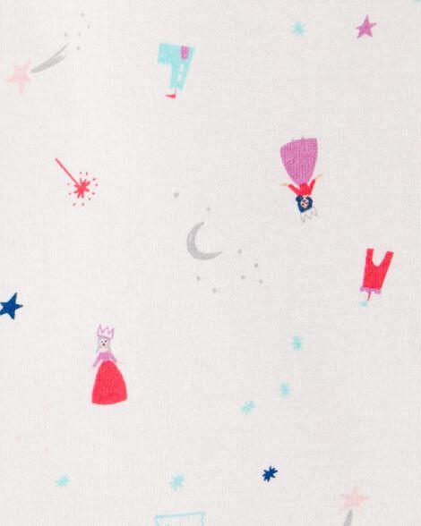 Ensemble Little Character 3 pièces Princesse