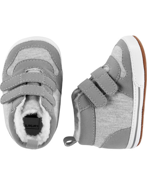 High Top Sneaker Baby Shoes