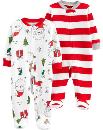 2-Pack Christmas Sleep & Plays