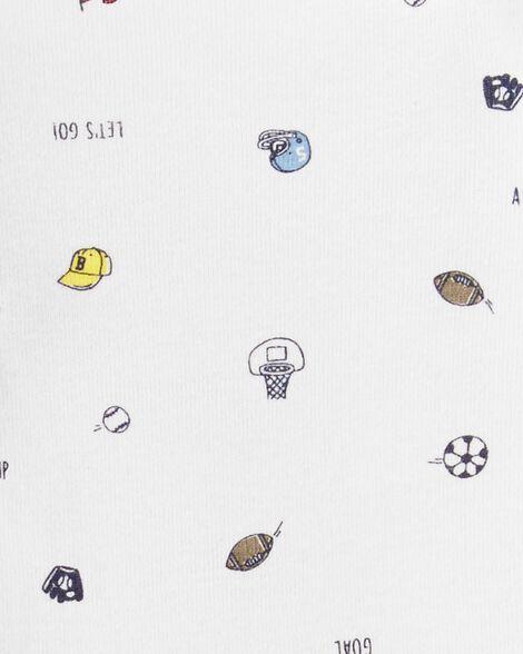 Ensemble Little Character 3 pièces sports