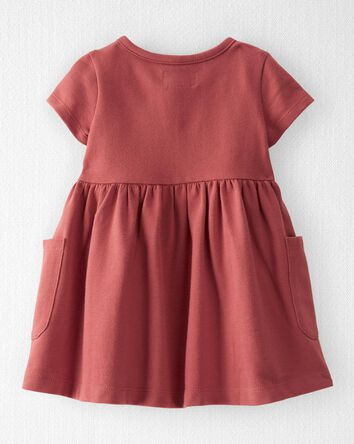 Organic French Terry Dress
