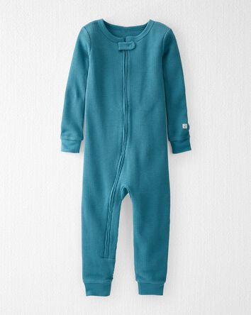 Pyjama isotherme 1 pièce en coton b...