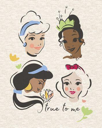 T-shirt à imprimé princesse Disney
