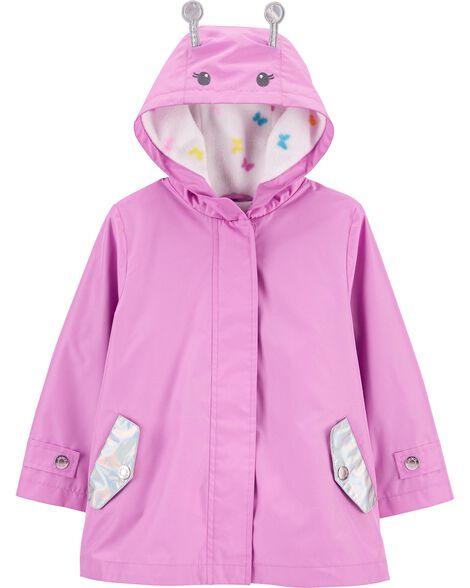 Butterfly Raincoat