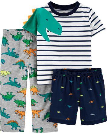 Pyjamas 3 pièces