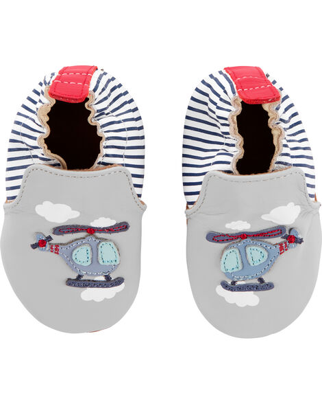 Helicopter Sneaker Baby Shoes