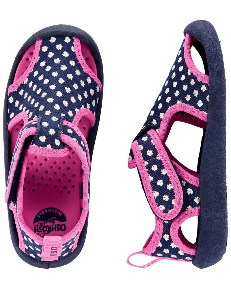 Chaussures d'eau à marguerites, , hi-res