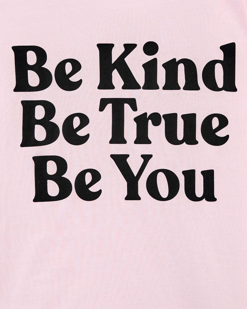 Be Kind Be True Be You Graphic Tee, , hi-res