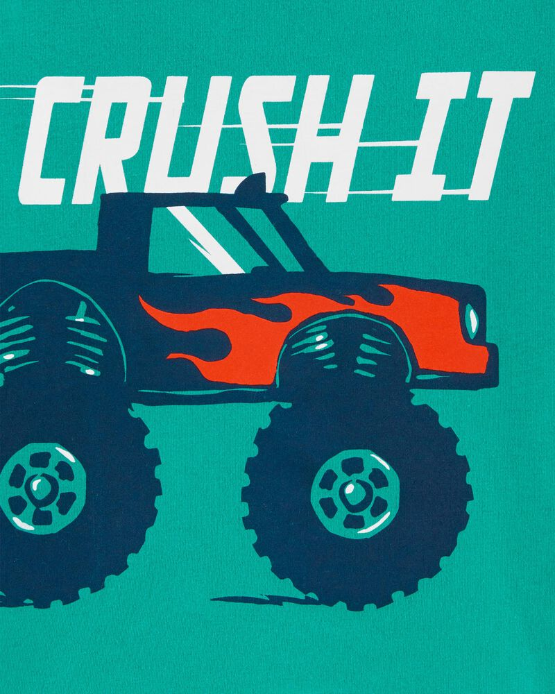 Monster Truck Jersey Tee, , hi-res
